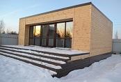Строительство каркасно-щитовых домов в Сургуте