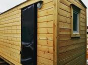 Мобильная баня для дачи 'Медведь МБ'